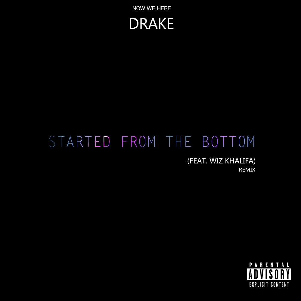 Drake started from the bottom [beatbox instrumental] + hq mp3.
